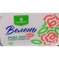 Масло ВЕЛЕНЬ сладко-сливочное 82,5% (250гр)