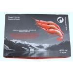Креветка 50-70, 1 кг пакет(Магадан)